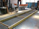 Chassis construction Nestor