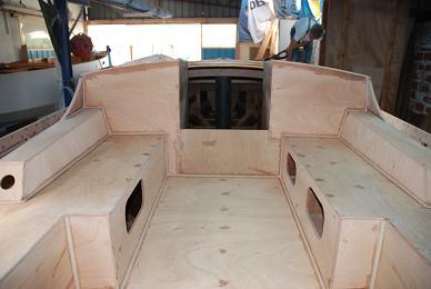 Pytheas cockpit