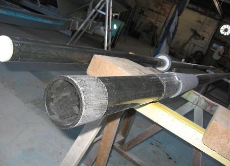 L` Etroit Mousquetaire - mats carbone
