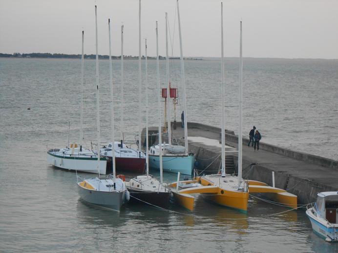 Rassemblement bateaux Montaubin
